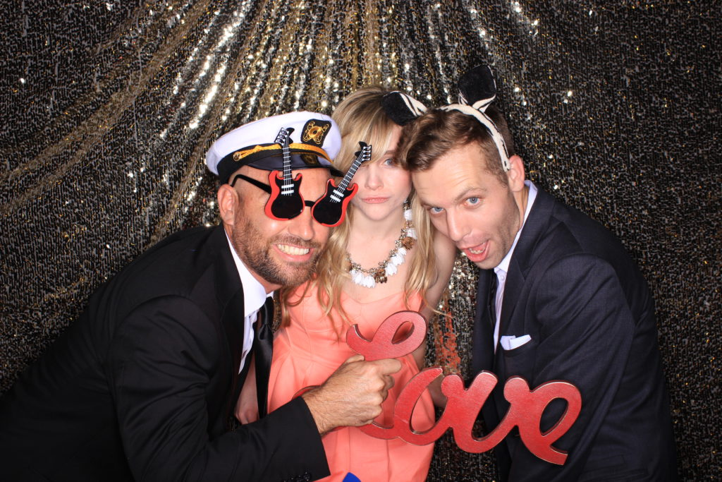 photo of an affordable photo booth rental